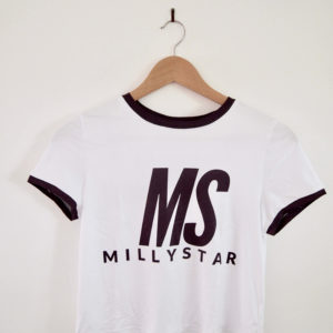 crop top for women millystar australia